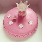 Till en liten prinsessa